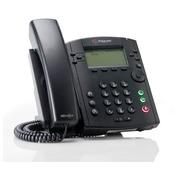 Téléphone Polycom VVX301 POE sans alimentation