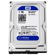 WD Blue WD10EZRZ - vaste schijf - 1 TB - SATA 6Gb/s