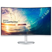 Samsung C27F591FDU - CF591 Series - LED-Monitor - gebogen - Full HD (1080p) - 68.6 cm (27