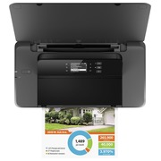 HP Officejet 200 Mobile Printer - imprimante - couleur - jet d'encre