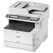 OKI MC363dn - multifunctionele printer ( kleur )