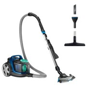 Philips PowerPro Active FC9552 - vacuum cleaner - canister - dark royal blue