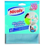 Microfibre cloth for windows blue
