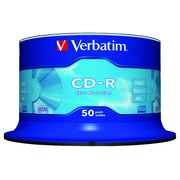 Verbatim - CD-R x 50 - 700 MB - storage media