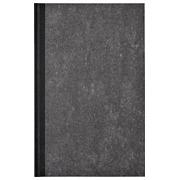 Registre in-folio large ligné 288 pages noir