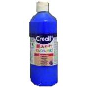 Gouache Creall Basic 11 bleu foncé
