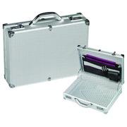 Attaché-case Rillstab Mini aluminium