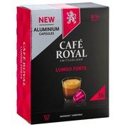 Capsules de café Café Royal Lungo Forte - Boîte de 36
