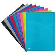 Documentenbeschermer osmose Oxford polypropyleen A4 80 hoesjes - 160 zichten assortiment