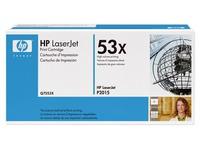 Toner HP 53X hoge capaciteit zwart voor laserpinter