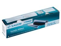 Thermische rol Sagem TTR400 zwart