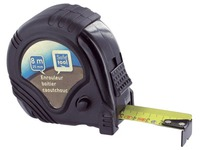 Measuring tape Safetool L 8 m