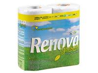 Compact kitchen rolls Renova Green