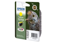 Cartridge Epson T0794 geel