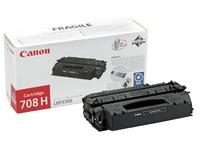 Toner zwart Canon CRG 708H