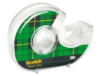 Rolle Scotch Magic 19 mm x 25 m