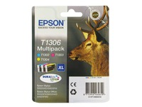 Pack cartridges 3 kleuren Epson T1306