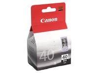 Cartridge zwart Canon PG-40