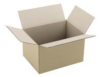 Amerikaanse doos 250 x 180 x 150 mm
