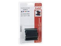 Blister van 3 inktcassettes voor Trodat 4913 - zwart