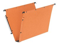 Dossier suspendu pour armoires 33 cm kraft Ultimate AZV Elba fond 50 mm orange