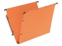 Dossier suspendu pour armoires 33 cm kraft Ultimate AZV Elba fond 30 mm orange