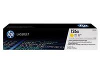 Toner HP 126A afzonderlijke kleuren