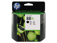 Cartridge HP 88XL zwart