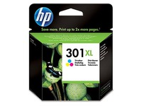 Cartridge HP 301XL kleur