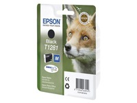 Cartridge zwart Epson C13T12814011 - Epson T1281