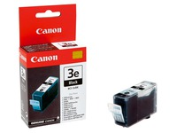 Pack van 2 cartridges Canon BCI3E zwart