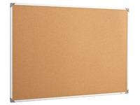 JM Bruneau cork board, 90x120cm