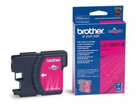 Cartouche Brother LC1100 HYM magenta