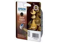 Cartridge Epson T0511 zwart
