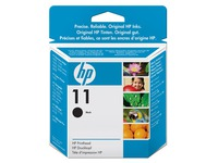 Printkop zwart HP 11 C4810A standaard capaciteit