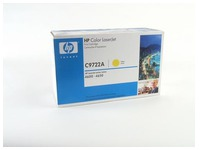 Toner HP 641A geel