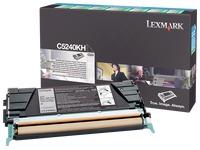 Toner Lexmark C5240KH zwart