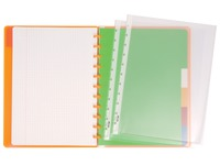 Notebook Atoma A4 120 pages checked 5x5