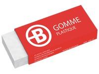 Gomme Bruneau Plastic 600