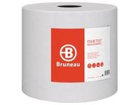 Maxi wiper rolls Bruneau 150 m - white