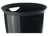 Plastic paper basket Durable Trend 16 L black