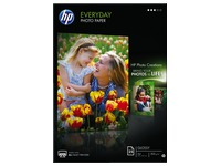 Papier photo glacé HP Everyday A4 200 g - 25 feuilles