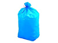 Waste bags 110 liter bue - box of 200