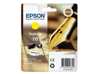 Cartridge Epson 16 geel