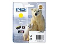 Cartridge Epson 26 afzonderlijke kleuren