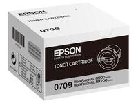 Toner Epson S050709 zwart
