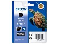 Cartouche Epson T1571 noire photo
