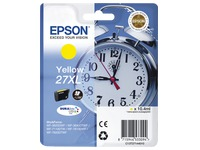 Cartridge Epson 27XL geel