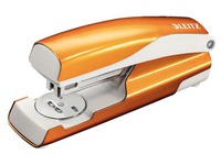 Stapler Leitz Wow metal for staples 26/6 and 24/6 and capacity of 30 sheets