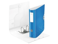 Lever arch file plastic Leitz Active 180° Wow back 7,5 cm blue
